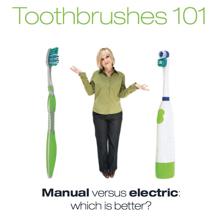 ManualElectric Tooth Brush